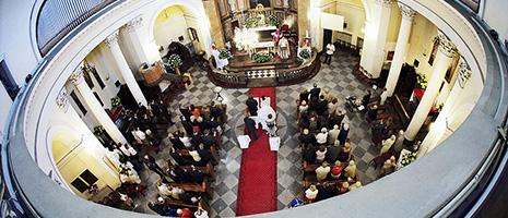Kościół Świętego Aleksandra - Reportaże